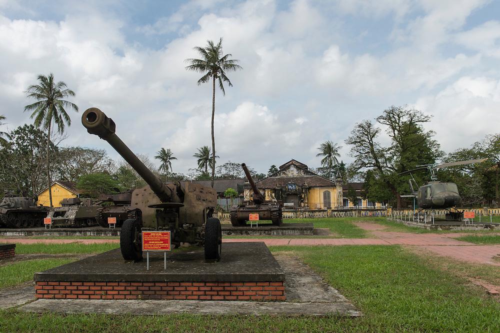 War Museum, Hue, Vietnam