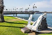 Oceanside Harbor Fishing Pier