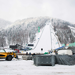 20180320: SLO, Ski Jumping - Planica 2 day before Ski Flying World Cup
