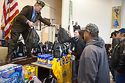 12/8/13 12:32:02 PM -- Albuquerque NM  --Presentation of supplies for Operation Comfort Warriors gifts to the Raymond G. Murphy VA Medical Center in Albuquerque, N.M..<br /> <br />  --    Photo by Steven St John