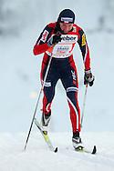 GEPA-26111068027 - KUUSAMO,FINNLAND,26.NOV.10 - SKI NORDISCH, LANGLAUF - FIS Weltcup, Nordic Opening, 1,2km Sprint der Damen. Bild zeigt Justyna Kowalczyk (POL). Foto: GEPA pictures/ Felix Roittner.FOT. GEPA / WROFOTO.*** poland only !!! ***