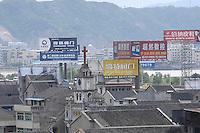 Catholic church in Wenzhou, Zhejiang, China