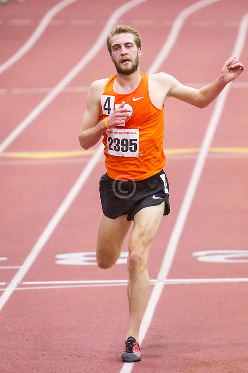 BU Valentine Invitational Indoor Track, mens 5000 meters