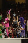 Cardiff, WALES.  Pre game entertainment,  2006 Heineken Cup Final,  Millennium Stadium,  between Biarritz Olympique and Munster,  20.05.2006. © Peter Spurrier/Intersport-images.com,  / Mobile +44 [0] 7973 819 551 / email images@intersport-images.com.   [Mandatory Credit, Peter Spurier/ Intersport Images].14.05.2006   [Mandatory Credit, Peter Spurier/ Intersport Images].