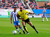 Wigan Athletic v Burton Albion 151016