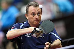 BOURY Vincent of France at 14th Slovenia Open - Thermana Lasko 2017 Table Tennis Championships for the Disabled Factor 2, on May 9, 2017, in Dvorana Tri Lilije, Lasko, Slovenia. Photo by Matic Klansek Velej / Sportida