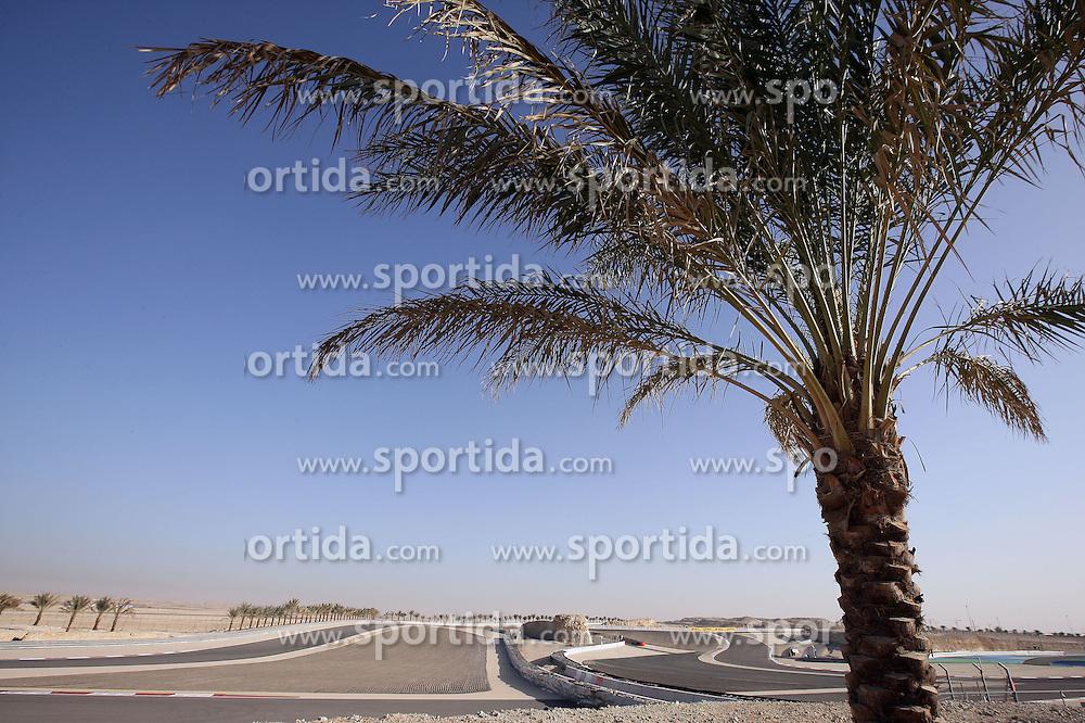 FORMEL 1: GP von Bahrain, Manama, 11.03.2010<br /> Illustration, Strecke, Rennstrecke<br /> &Atilde;'&Acirc;&copy; pixathlon