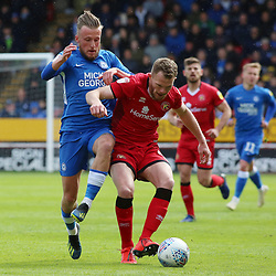 Walsall v Peterborough United