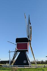 Buitenwegse molen, afgebrand maart 2016