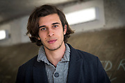 University of Edinburgh student Alexandros Angelopoulos, 20, and Samuel Kellerhals, 21, developed and installed solar-powered mobile phone chargers in refugee camps in Greece.