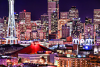 Seattle Center & Downtownt