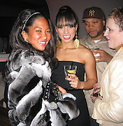 "**EXCLUSIVE**.Kimora Lee Simmons, Alicia Keys, Alicia's Boyfriend Kerry ""Krucial"" Brothers and Alicia's Mother Terri Augello.Alicia Keys 26th Birthday Party.Bed Nightclub.New York, NY, USA .Wednesday, January 24, 2007.Photo By Celebrityvibe.com.To license this image call (212) 410 5354 or;.Email: celebrityvibe@gmail.com; .Website: http://www.celebrityvibe.com/."