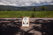 Mr Pitak Tonwut, 30, was shot dead close to his village on the 17 May 2001. He was a consultant for the Conserve Chompoo River Basin Network in Nam Maprang District of Phitsanulok Province who were protesting the negative environmental impact of a nearby quarry.