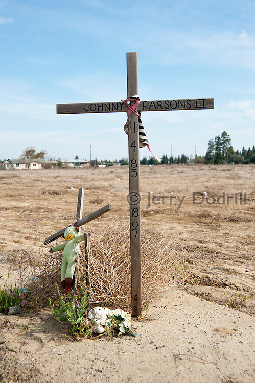 Johnny Parsons III, Descanso, Bakersfield, California