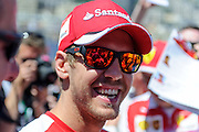 May 20-24, 2015: Monaco - Sebastian Vettel (GER), Ferrari