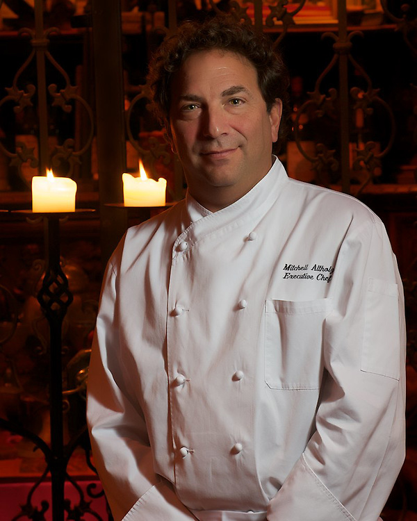 Executive Chef of The Manor, Mitchell Altholz