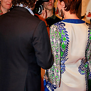 NLD/Den Haag/20110406 - Premiere Alle Tijden, Marco Borsato en partner Leontien Ruiters