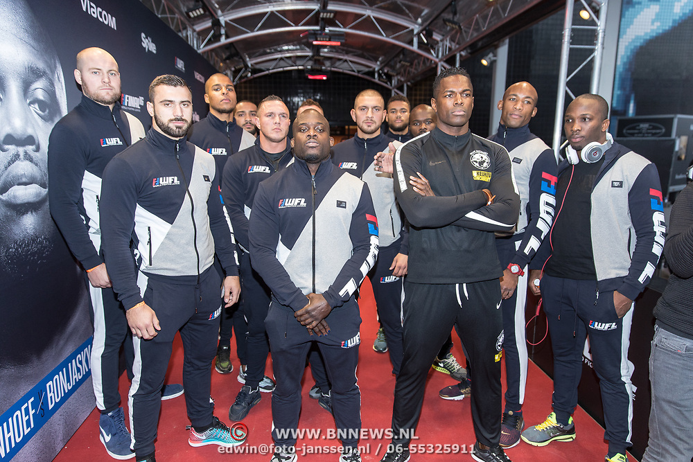 NLD/Almere/20171029 - Finale Spiike presents: WFL - Final 16, alle sporters