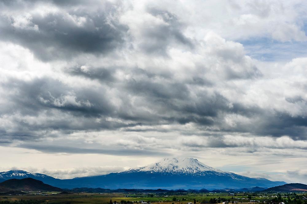 Mt Shasta, California III