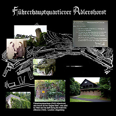 Hitler Headquarter Adlerhorst