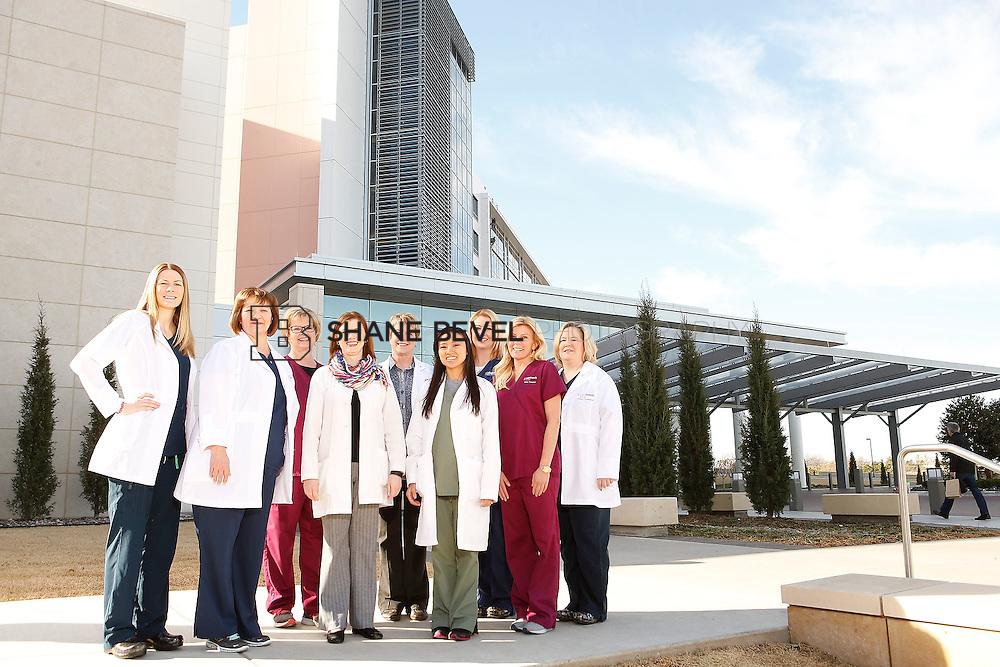 3/4/16 10:14:50 AM --  SFHS Kidney Transplant Team. <br /> <br /> Photo by Shane Bevel