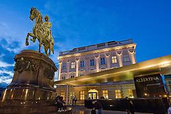 11.11.2010, Graz, AUT, Feature, im Bild das Museum Albertina, EXPA Pictures © 2012, PhotoCredit: EXPA/ Erwin Scheriau