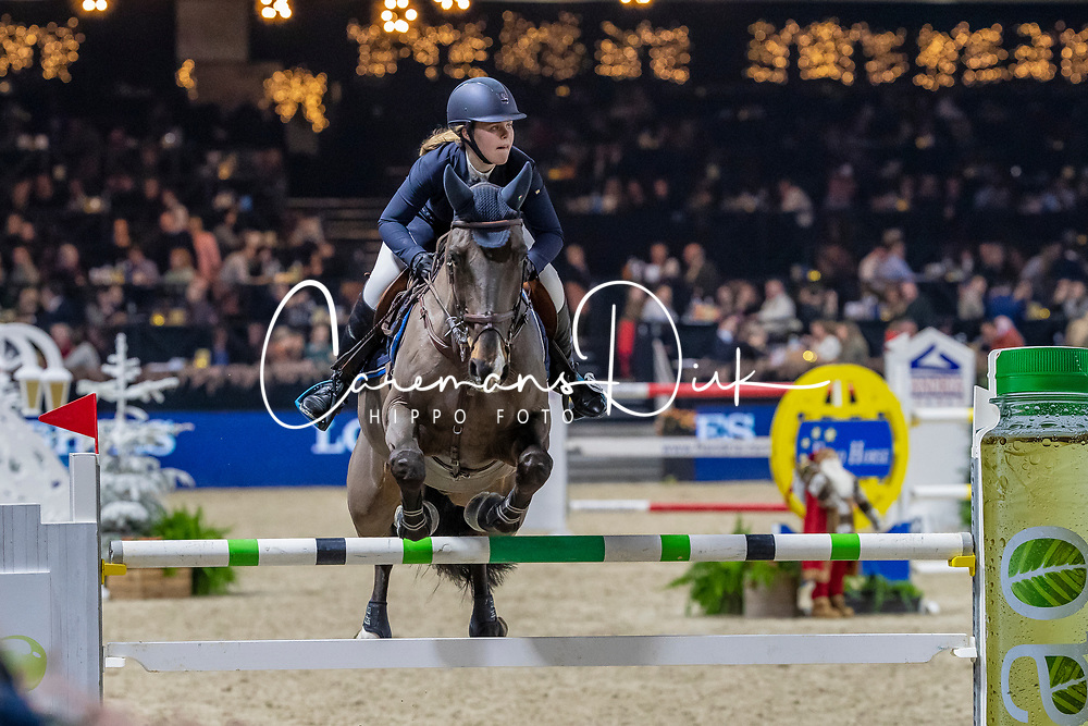 Poels Zara, BEL, High Five<br /> Jumping Mechelen 2019<br /> © FEI/Dirk Caremans<br />  30/12/2019