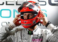 Motorsports / Formula 1: World Championship 2010, GP of Brasil, 03 Michael Schumacher (GER, Mercedes GP Petronas),