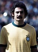 Rivelino of Brazil, World Cup 1974.