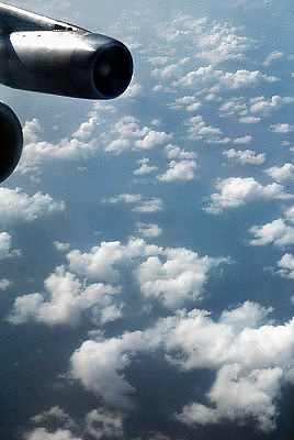 Peru, 1-5-1997Luchtfoto vanuit het vliegtuig. Boeing 707.Foto: Flip Franssen