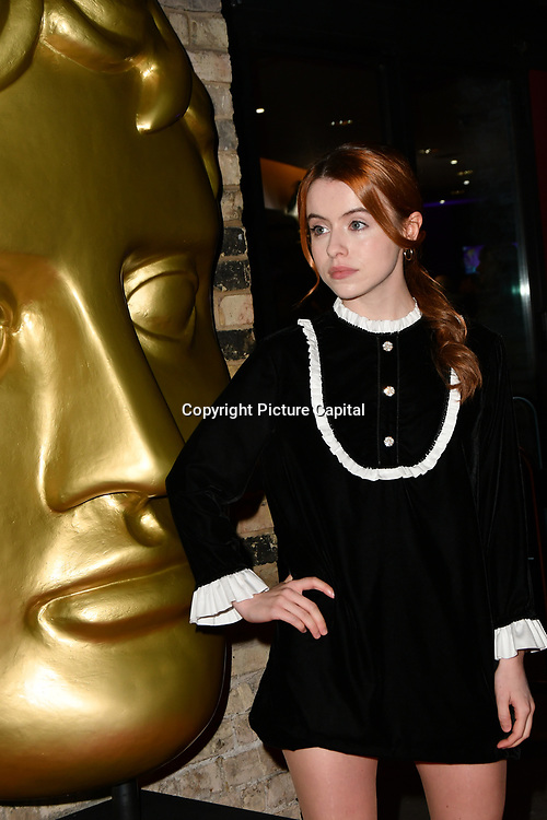 Rosie Day arrivers at the BAFTA Children's Awards 2018 at Roundhouse on 25 November 2018, London, UK.