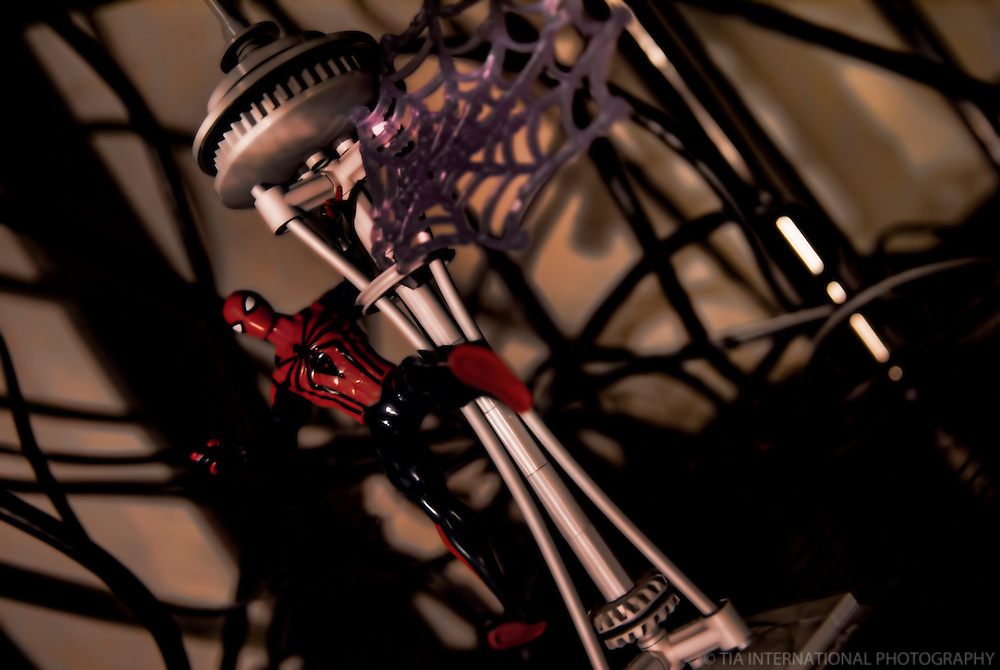 JUNE 15th:  Moonlighting Spiderman