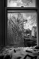 As the cold air moved in and created frost on the windows Savannah began hearing a scratching noise at night. It turns out it was her daughter, Phoenix, etching out lines on the frosted windows before falling asleep.