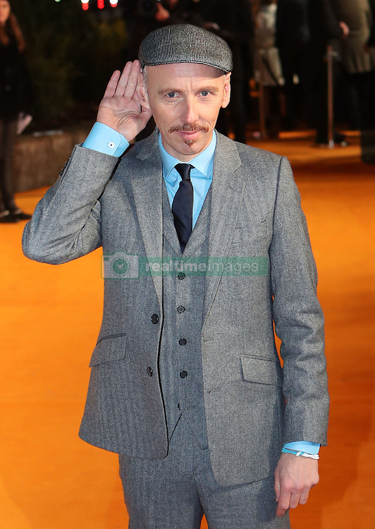 Ewen Bremner arriving at the world premiere of Trainspotting 2 at Cineworld in Edinburgh.