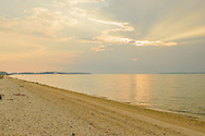 Little Peconic Bay, near Edgemere Dr, Southampton, NY, Long Island,