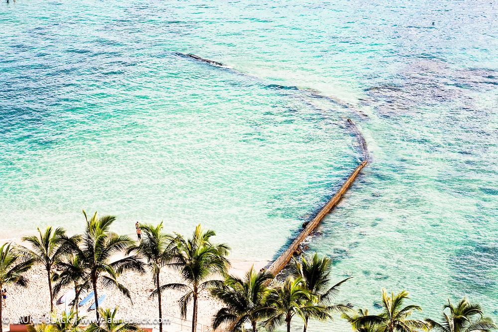 Waikiki seascape