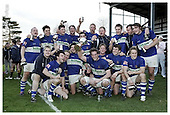 HRFU Presidents Cup final. 22-3-2009. Bishops Stortford RFC V Old Albanians RFC.