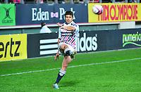 Morne STEYN - 24.04.2015 - Stade Francais / Stade Toulousain - 23eme journee de Top 14<br />Photo : Dave Winter / Icon Sport