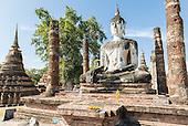 Sukhothai Historical Park / อุทยานประวัติศาสตร์สุโขทัย
