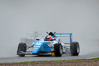 #49 Thomas RANDLE (AUS)  Douglas Motorsport  Tatuus-Cosworth. BRDC British Formula 3 Championship at Donington Park, Melbourne, Leicestershire, United Kingdom. September 10 2016. World Copyright Peter Taylor/PSP.