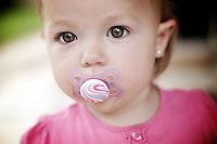 Sienna Solis, 17 months