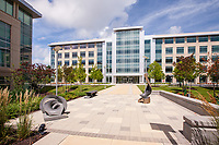 National Business Park Office buildings in Baltimore MD by Jeffrey Sauers of Commercial Photographics