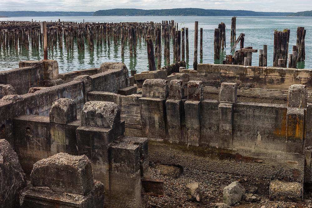 Shoreline Of Ghosts - Tacoma, WA