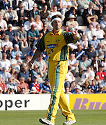 2005 Twenty/20 Cricket England vs Australia, The Rose Bowl, Southampton, Hampshire, ENGLAND 13.06.2005, Michael Kasprowics.Photo  Peter Spurrier. .email images@intersport-images...