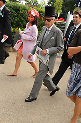 LESTER PIGGOTT at the 1st day of the 2008 Royal Ascot racing festival on 17th June 2008.<br /><br />NON EXCLUSIVE - WORLD RIGHTS