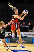 Jane Watson of the Tactix during the ANZ Premiership Netball match, Tactix V Magic, Horncastle Arena, Christchurch, New Zealand, 6th June 2018.Copyright photo: John Davidson / www.photosport.nz