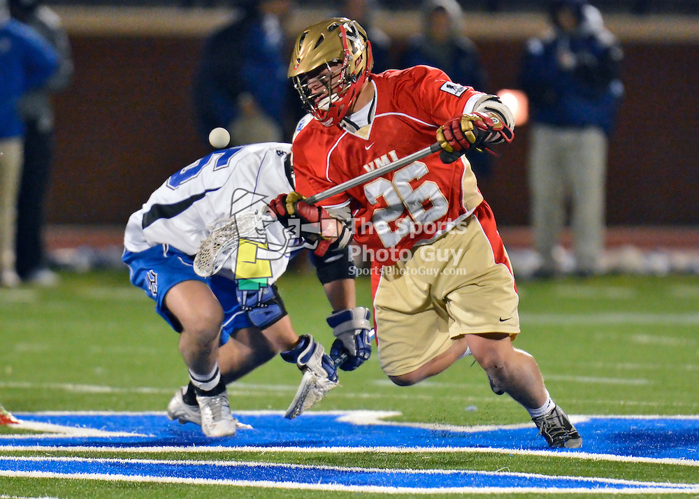 NCAA Men's Lacrosse (exhibition): Washington & Lee wins 27th annual Lee-Jackson Lacrosse Classic over VMI, 15-8