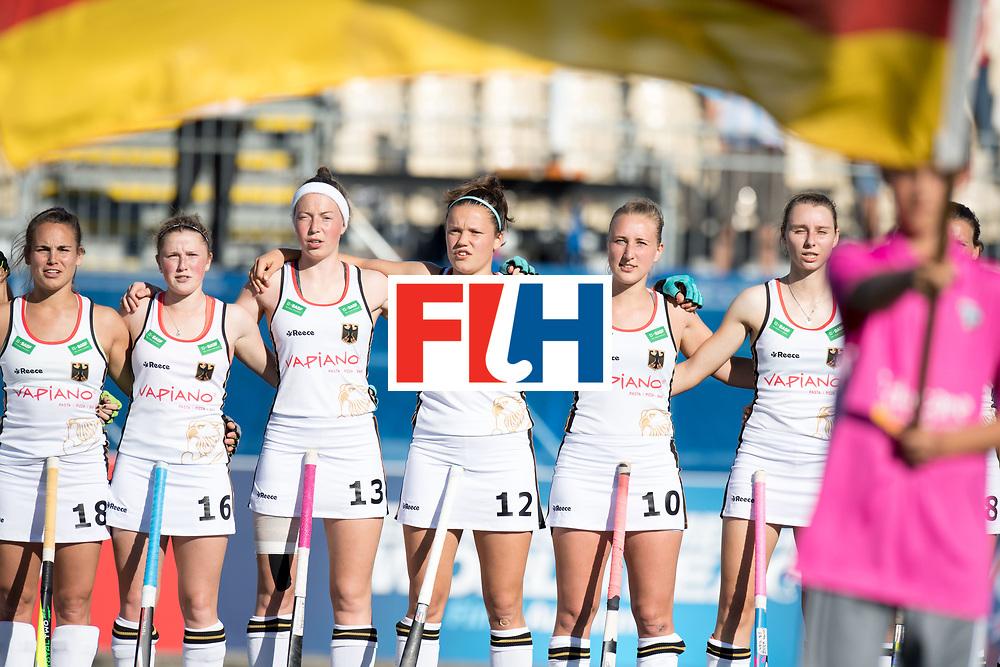AUCKLAND - Sentinel Hockey World League final women<br /> Match id: 10301<br /> 11 GER v ARG (Pool B)<br /> Foto: Nat. Hyhme<br /> WORLDSPORTPICS COPYRIGHT FRANK UIJLENBROEK