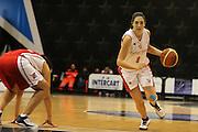DESCRIZIONE : Roma Basket Campionato Italiano Femminile serie B<br /> 2011-2012<br /> GIOCATORE : Chiara Terenzi<br /> SQUADRA : College Italia<br /> EVENTO : College Italia 2011-2012<br /> GARA : College Italia Santa Marinella<br /> DATA : 04/12/2011<br /> CATEGORIA : palleggio<br /> SPORT : Pallacanestro <br /> AUTORE : Agenzia Ciamillo-Castoria/ElioCastoria<br /> Galleria : Fip Nazionali 2011<br /> Fotonotizia : Roma Basket Campionato<br /> Italiano Femminile serie B 2011-2012<br /> Predefinita :