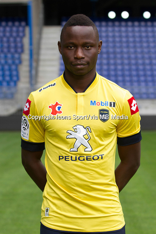 Joseph Lopy - 19.09.2013 - Photo officielle - Sochaux - Ligue 1<br /> Photo : Steeve Constanty / Icon Sport
